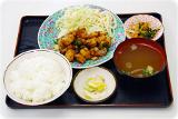 鶏丁(ちーてん)定食 700円